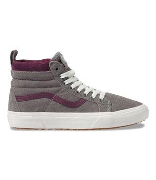 Vans Sk8-Hi MTE Shoes - Frost Gray/Prune