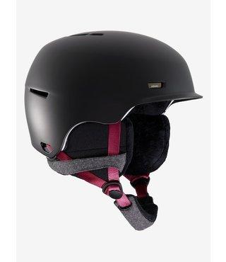 Women's Anon Raven Helmet - Black