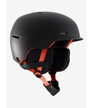 Men's Anon Highwire Helmet - Black Pop