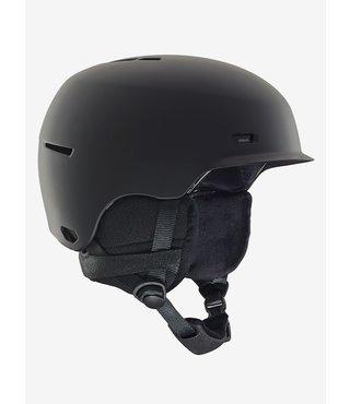 Men's Anon Highwire Helmet - Black