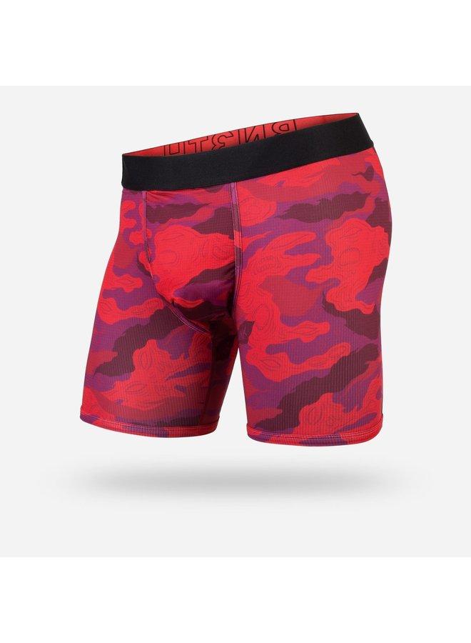 BN3TH Entourage Boxer Brief - Camoflurk Red