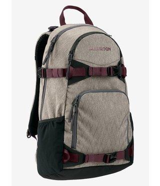 Women's Burton Rider's 25L Technical Backpack - Castlerock Heather