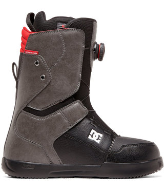 DC Scout BOA® Snowboard Boots - Grey/Black