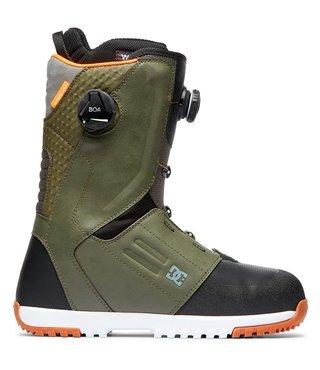 DC Control BOA® Snowboard Boots - Olive Camo