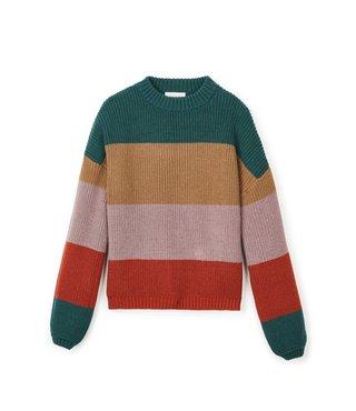 Brixton Madero Sweater - Emerald