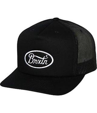 Brixton Parsons HP Mesh Cap - Black