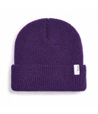 Brixton Birch Beanie - Purple