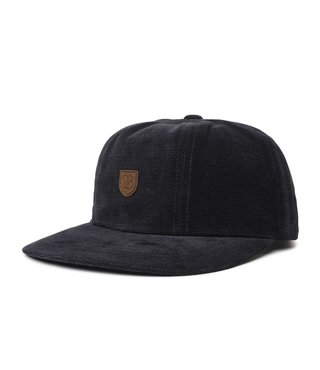 Brixton B-Shield III Cap - Black Cord
