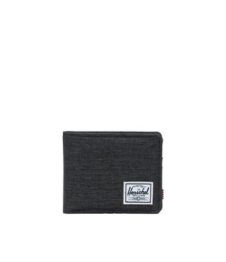 Herschel Roy Wallet - Black Crosshatch