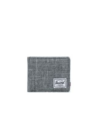 Herschel Roy Wallet - Raven Crosshatch