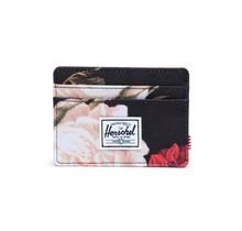 Herschel Charlie Wallet - Vintage Floral/Black