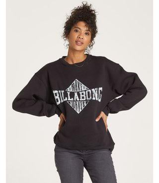 Billabong Headline Pullover - Black