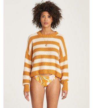 Billabong Til Sunset Sweater - Golden Haze