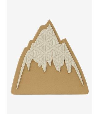 Burton Foam Mat - Mountain Logo