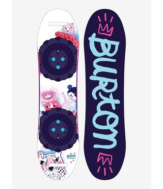 Girls' Burton Chicklet Flat Top All Mountain Snowboard