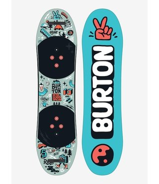 Kids' Burton After School Special Snowboard Package