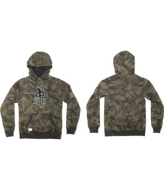 RDS Hoodie OG Chenille - Camo/Blk