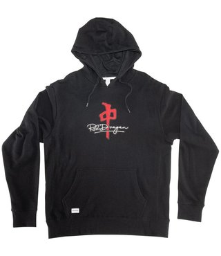RDS Hoodie Signature - Blk/Red