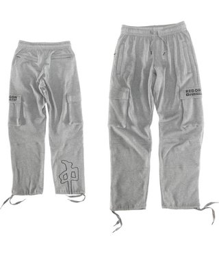RDS Sweatpant Spinna Cargo - Heather Grey/Black