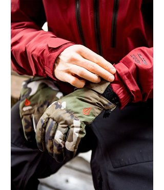 Volcom Mens CP2 Gore-Tex Glove - Gi Camo
