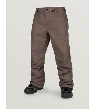 Volcom Men's Carbon Snow Pants - Teak