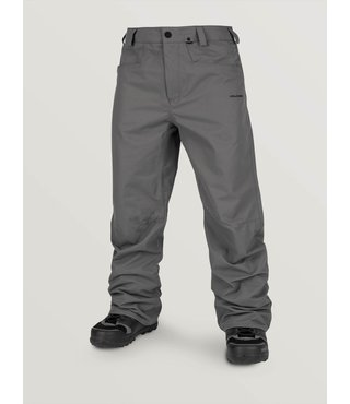 Volcom Men's Carbon Snow Pants - Charcoal