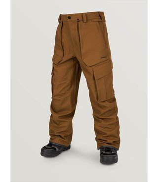Volcom Men's V.Co Twenty One Pants - Caramel