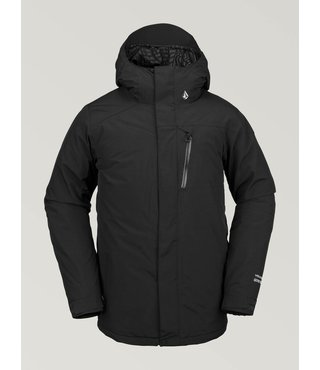 Volcom Men's L Insulated Gore-Tex Jacket - Black