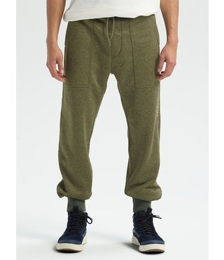 Men's Burton Oak Fleece Pant - Keef Hthr