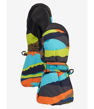 Kids' Burton Mini Heater Mitten - Summit Stripe