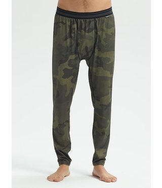 Men's Burton Midweight Base Layer Pant - Camo