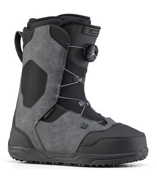 Ride Lasso Junior Snowboard Boots - Black