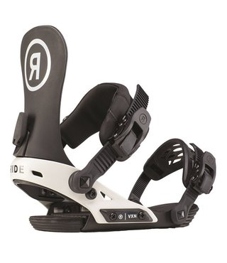 Ride VXN Women's Snowboard Bindings - Blk/Off Wht