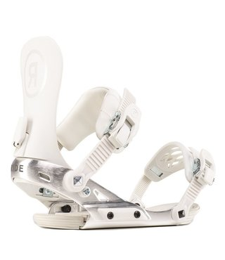 Ride VXN Women's Snowboard Bindings - Silver