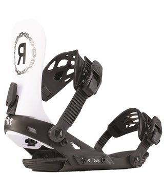 Ride DVA Women's Snowboard Bindings - Nina/White