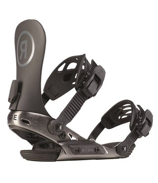 Ride DVA Women's Snowboard Bindings - Gunmetal