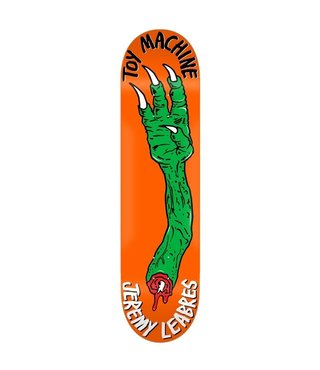 "Toy Machine 8.38"" Leabres FOS Arm Skateboard Deck"