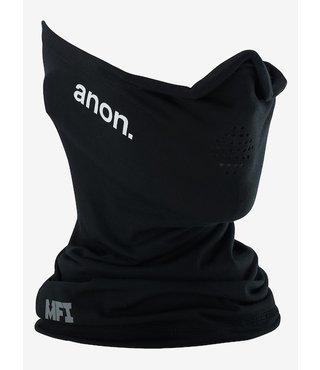 Men's Anon MFI Lightweight Neck Warmer - Black