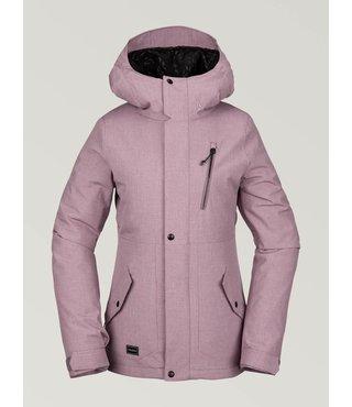 Volcom Women's Ashlar Insulated Jacket - Purple Haze