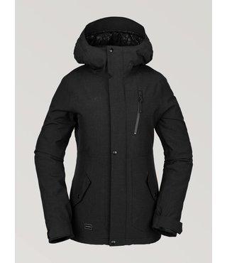 Volcom Women's Ashlar Insulated Jacket - Black