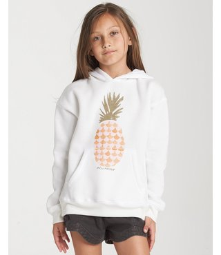 Billabong Girls' Shine Bright Hoodie - Cool Wip