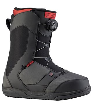Ride Rook Men's Snowboard Boots - Black