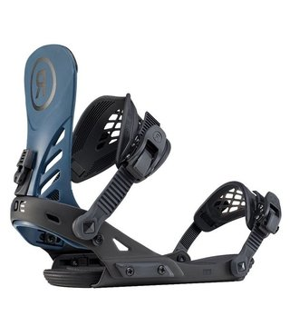 Ride Ex Men's Snowboard Bindings - Midnight