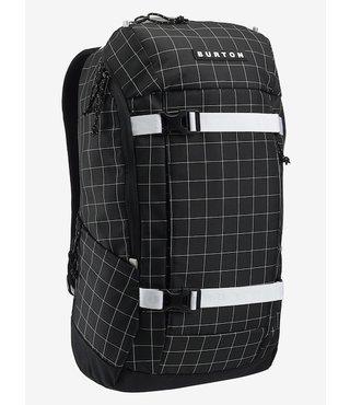 Burton Kilo 2.0 27L Backpack - True Black Oversized Ripstop