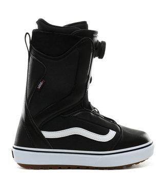 Vans Aura OG Snowboard Boots - Black/White