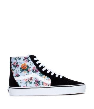 Vans Sk8-Hi Shoes - Garden Floral