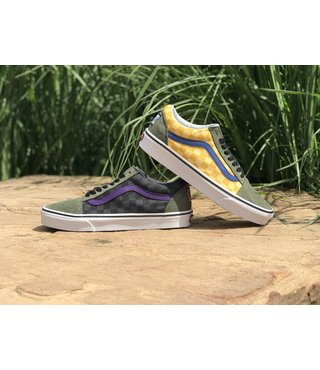 Vans Old Skool Skate Shoes - OTW Rally