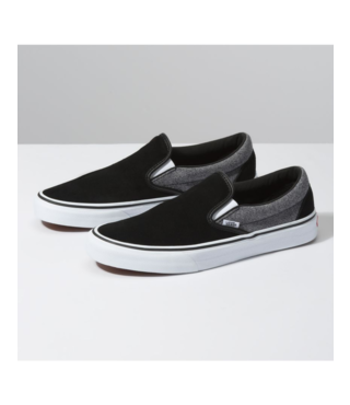 Vans Classic Slip On Shoes - Suiting