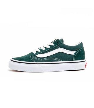 Vans Kids Old Skool Shoes - Trekking Green