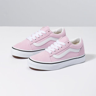 Vans Kids Old Skool Shoes - Lilac Snow